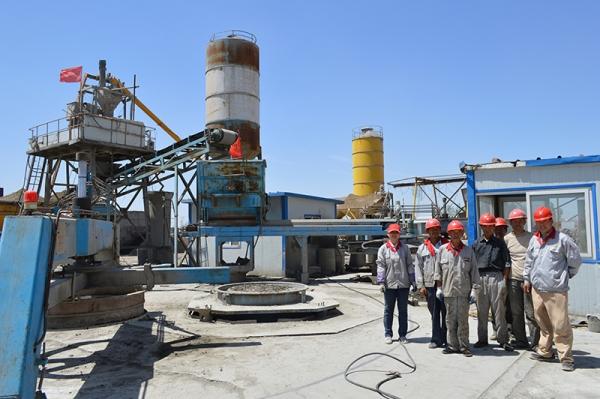 通达水泥生产设备