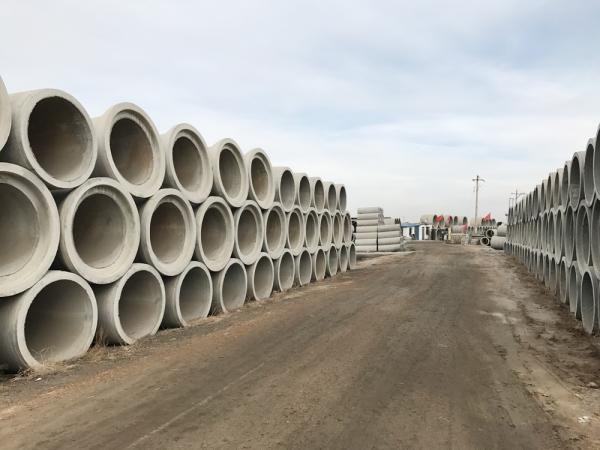 排水管厂区展示