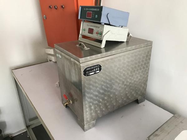 水泥沸煮箱